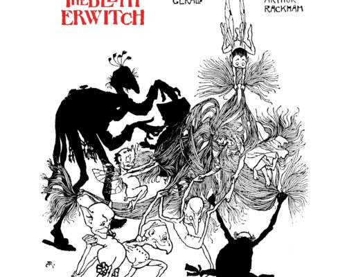 The Zankiwank & The Bletherwitch 26sheets
